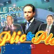 Yann Barthès : L'UMP modifie son point presse à cause du Petit journal !