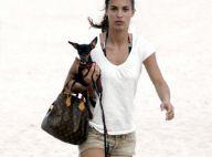 """Elisabetta Canalis : """"Mes désirs maternels sont comblés avec mes chiens !"""""""