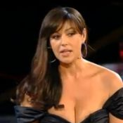 Monica Bellucci : Son magnifique décolleté captive Robert De Niro...