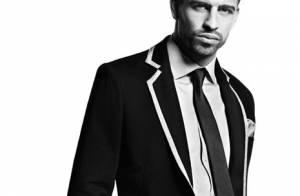 Gerard Piqué : Le nouvel homme de Shakira devient top model !