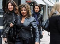 Tina Turner, toujours superbe à 71 ans : pause luxe avec son compagnon Erwin !