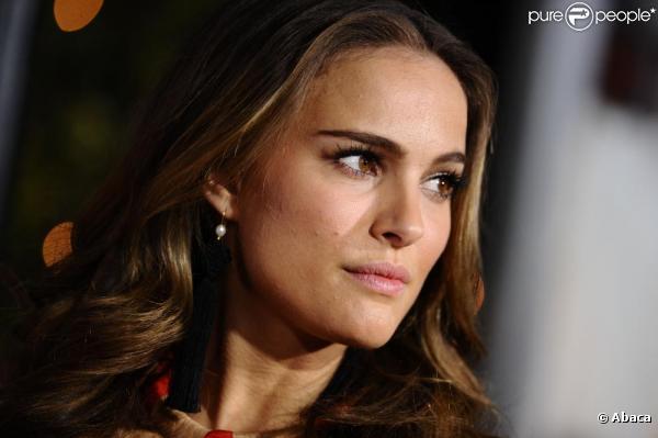 Natalie Portman nominée pour l'Oscar de la meilleure actrice 2011.