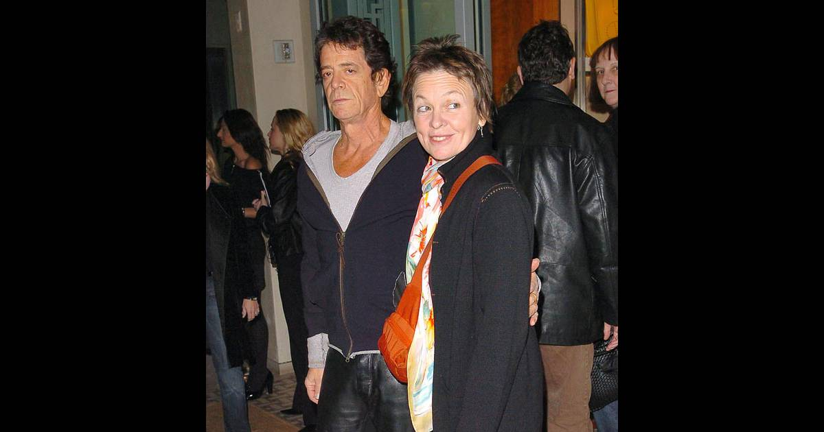 Lou reed et sa compagne - Sophie jovillard et sa compagne ...