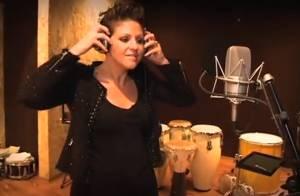 Cindy Sander : Son nouveau clip parle d'Amour ! Forcément culte !