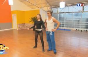 Danse avec les stars : Quand Ginola s'essaye à la samba... c'est hi-la-rant !