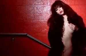 La superbe Daisy Lowe dans la vidéo de son shooting en tenue d'Eve...