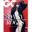 La très sexy Daisy Lowe pour l'édition britannique de  GQ , avril 2011.