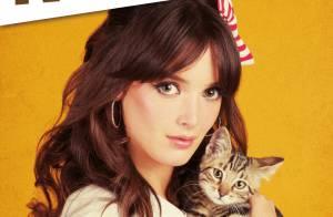 Charlotte Le Bon : Pour sauver les chatons, elle est prête à se couper un sein !