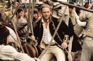 Le film à ne pas rater ce soir : Russell Crowe en gladiateur des mers !