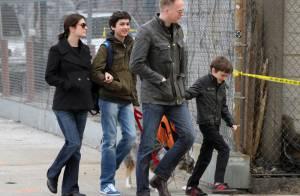 Jennifer Connelly : Une grossesse idéale avec les trois hommes de sa vie !