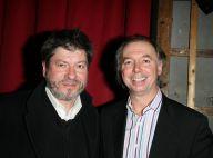 Régis Laspalès et Philippe Chevalier : Pour du vin, ils quittent le théâtre !