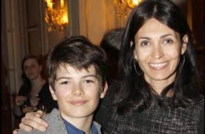 Adeline Blondieau : Une future maman ravissante en compagnie de son fils Aïtor !