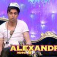 Alexandre est l'un des Wanna-VIP (quotidienne  Carré ViiiP  du samedi 19 mars).