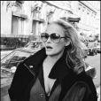 Ursula Andress à Paris en 1979