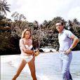 Ursula Andress et Sean Connery dans James Bond en 1963
