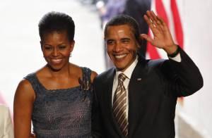 Barack Obama en visite officielle, il n'oublie pas les trois femmes de sa vie !