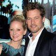 Anne Heche et son compagnon James Tupper à la première du documentaire His Way, à Los Angeles le 22 mars 2011