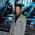Sylvester Stallone à la première du documentaire His Way, à Los Angeles le 22 mars 2011