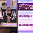 Thomas remporte son duel face à Beverly (prime time du vendredi 25 mars).
