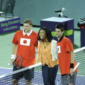 Brandy fait grimper Novak Djokovic au septième ciel !