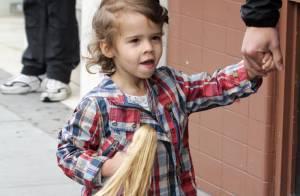 Jessica Alba: Enceinte, épuisée par sa petite Honor, elle la confie à son père !