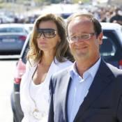 Valérie Trierweiler, compagne de François Hollande, prête à interviewer Royal !
