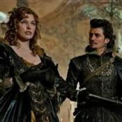 Les 3 Mousquetaires : Milla Jovovich et Orlando Bloom en plein XVIIe siècle !