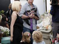 Tori Spelling et sa petite famille ont adopté... une chèvre !