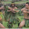 Christian Karembeu dans le teaser des Iles et des hommes, diffusée en janvier 2011 sur Planète