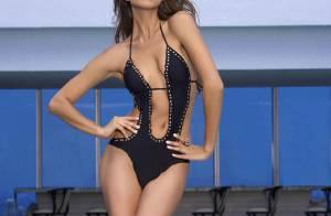 Irina Shayk : Le sublime top russe affiche encore sa silhouette parfaite...