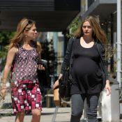 Alicia Silverstone : quel ventre ! La future maman attendrait-elle des jumeaux ?