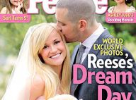 Reese Witherspoon dévoile sa photo de mariage !
