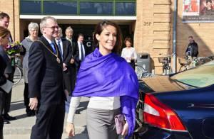 La princesse Marie de Danemark, élégante et appliquée à la fac !