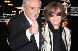 Nadine Trintignant évoque la mort d'Alain Corneau et de sa fille Marie...