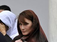 PHOTOS : Carla Bruni-Sarkozy dans le respect de la tradition en Tunisie