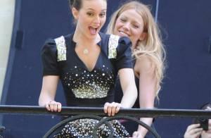 Gossip Girl : C'est la guerre entre Leighton Meester et Blake Lively !
