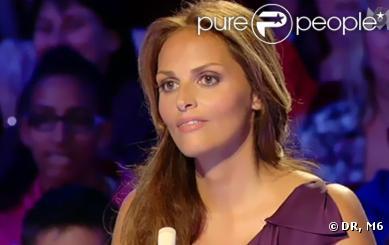 Sophie Edelstein, jurée de l'émission Incroyable Talent sur M6, prépare un spectacle de magie qu'elle jouera en Alsace.
