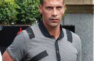 Le footballeur Rio Ferdinand papa pour la troisième fois !