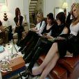 Laura dans Qui veut épouser mon fils ?, télé-réalité de TF1 aux côtés du candidat Alban