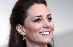 Kate Middleton : La roturière a un blason juste à temps pour le mariage !