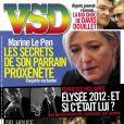 Catherine Ringer s'exprime dans VSD - Sortie le jeudi 21 avril 2011