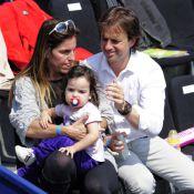 Arantxa Sanchez Vicario : Aux petits soins pour sa magnifique petite fille !