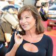 Marie-France Pisier, ici lors du 36e Festival de Deauville, en septembre 2010.