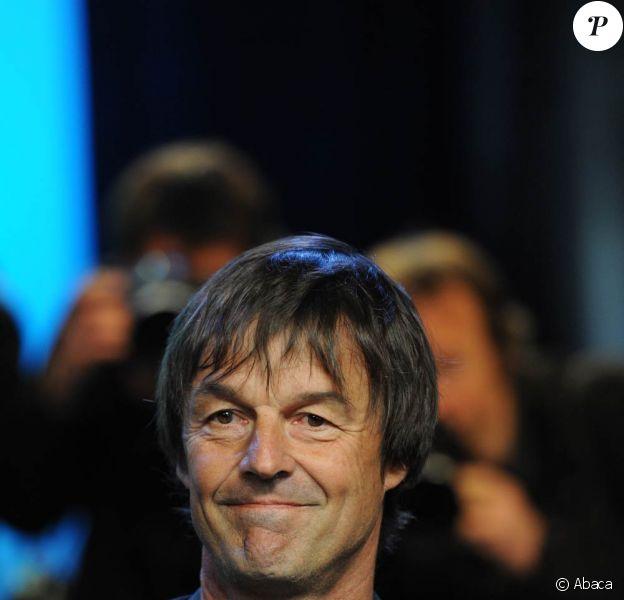 Nicolas Hulot le 13 avril 2011.