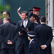 Mariage de William et Kate: Les Beckham et les premières arrivées à Westminster!