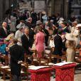 L'abbaye de Westminster accueillait les invités du mariage de William et Kate dès 9h15 (heure française).