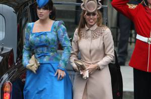 Quand Karl Lagerfeld critique les looks de Beatrice et Eugenie d'York !