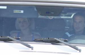 Britney Spears quitte la salle de danse pour encourager son fils... en famille !