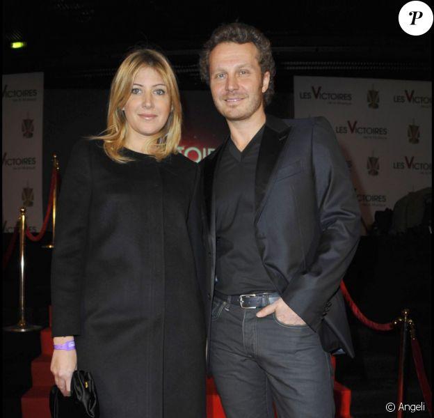 Sinclair et Amanda Sthers en mars 2011.