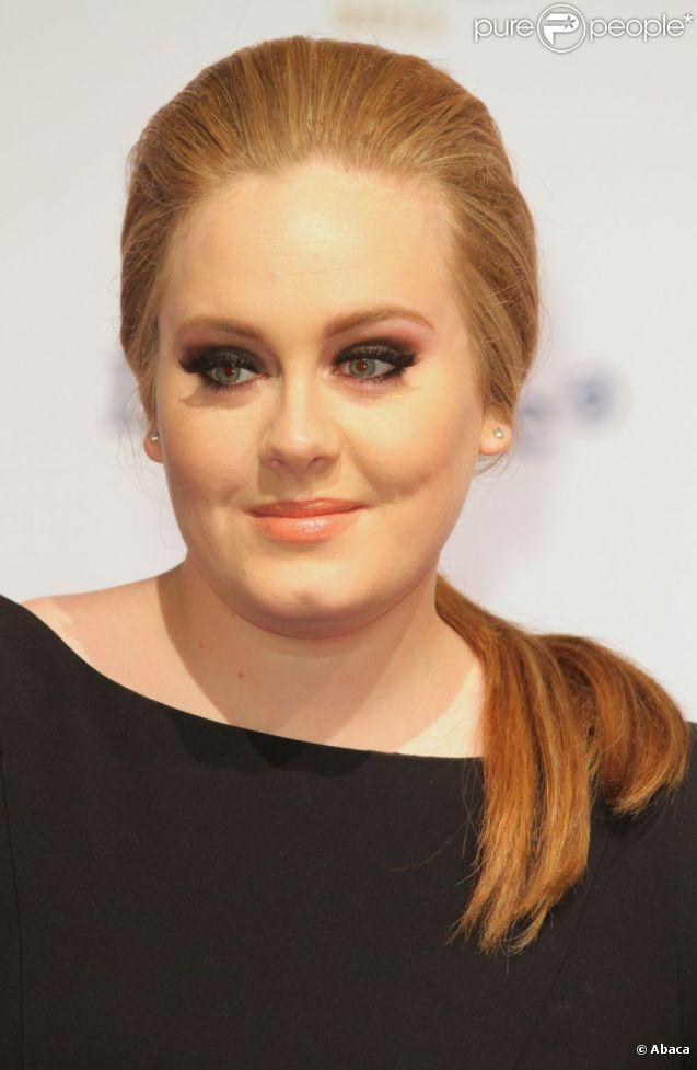 Adele en mars 2011.